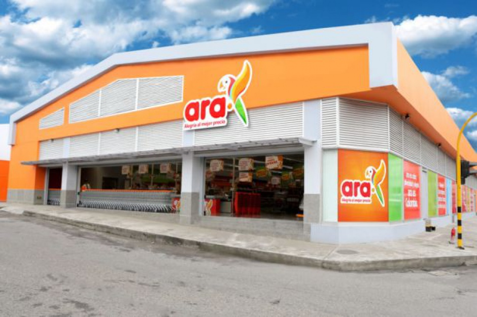 Właściciel Biedronki otwiera pierwszy obiekt typu cash & carry w Kolumbii