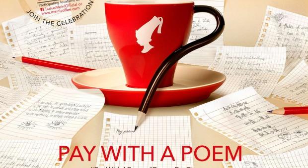 Kawa za wiersz w restauracjach Sphinx i Chłopskie Jadło