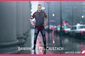 Szymon Majewski śpiewająco promuje Actimela
