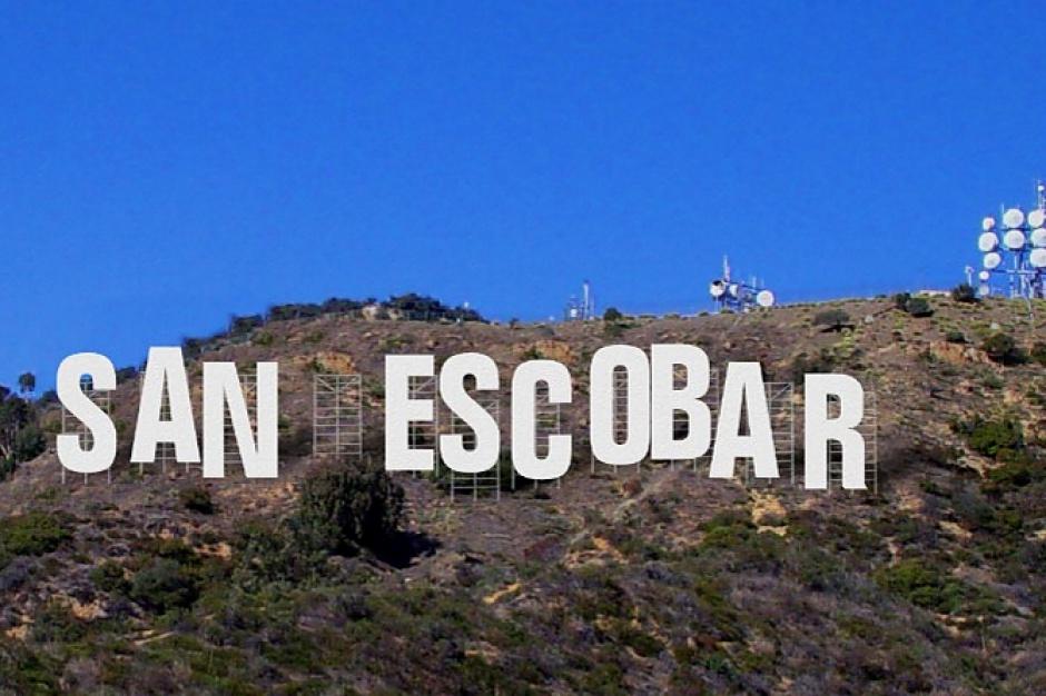"Trwa walka o znak towarowy ""San Escobar"""