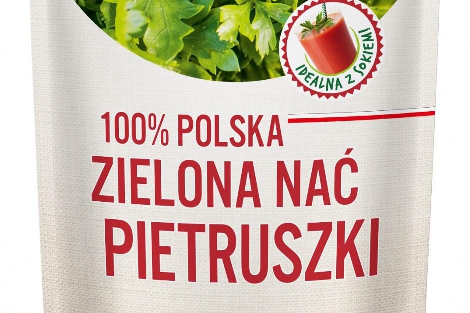 Zielona Nać Pietruszki marki Zdrowe Pola