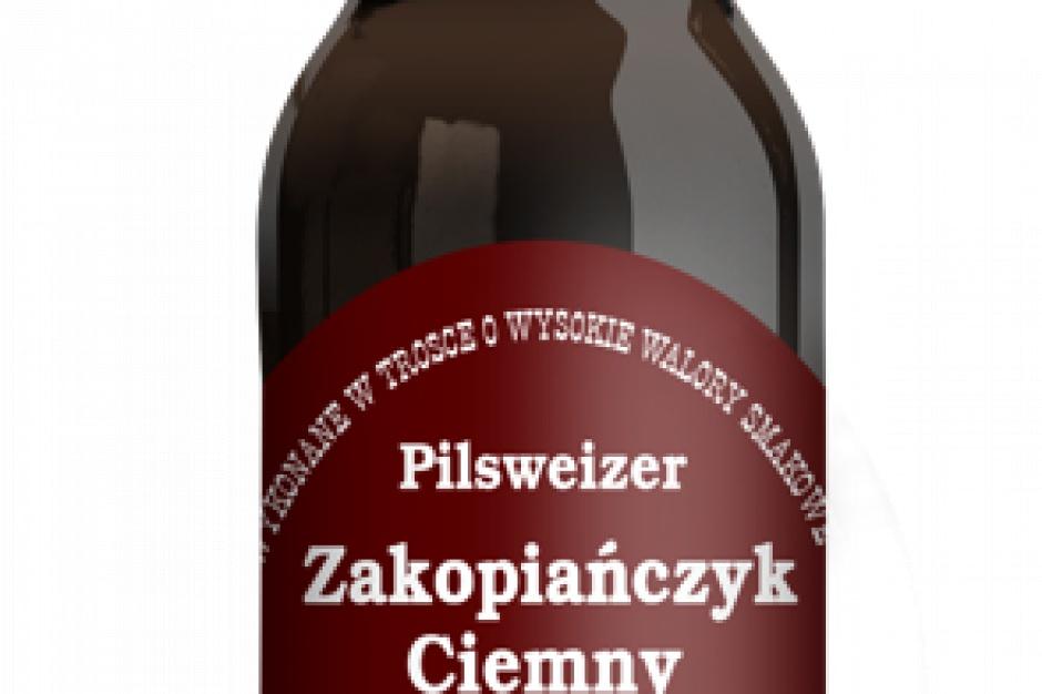 Pilsweizer poszerza ofertę lokalnych piw górskich o Zakopiańczyk Ciemny