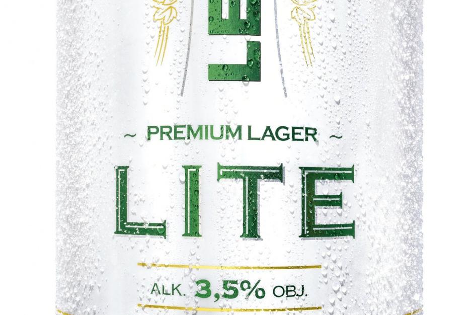 Nowy lekki lager Lech Lite