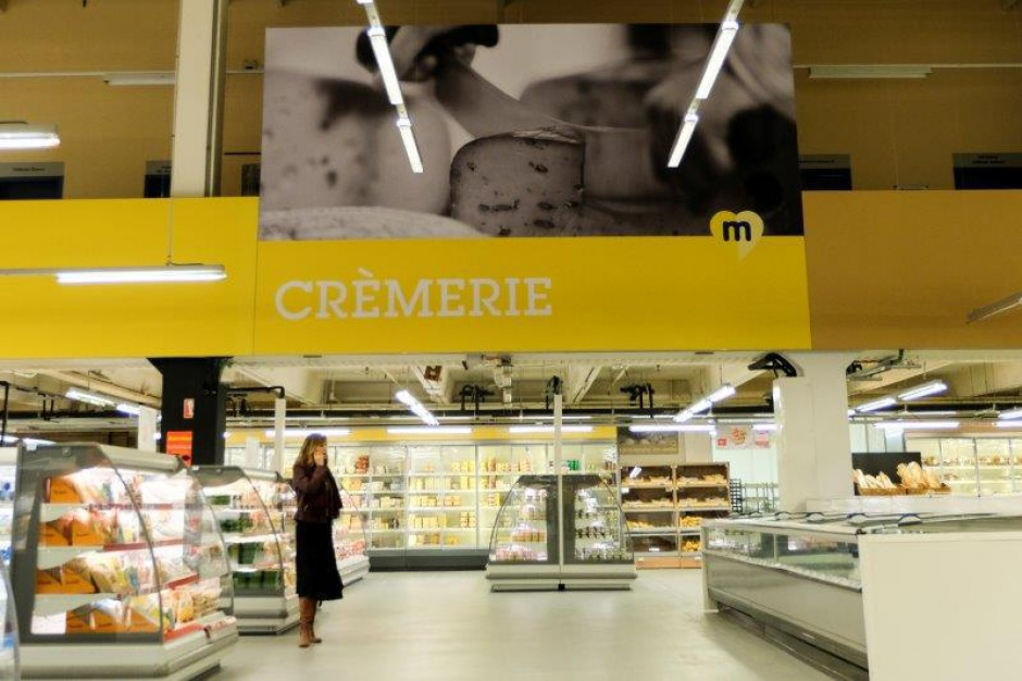 Makro w Belgii startuje z nowym konceptem sklepów (galeria)