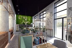 Forbis Group zaprojektowało warszawski lokal dla Etno Cafe