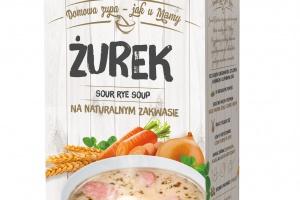Żurek – domowa zupa od Dawtony