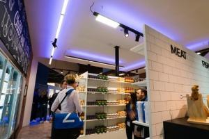 Philips wyposażył sieć sklepów w Dubaju w inteligenty system oświetlenia
