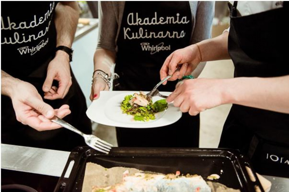 North Coast i Akademia Kulinarna Whirlpool rozpoczynają współpracę
