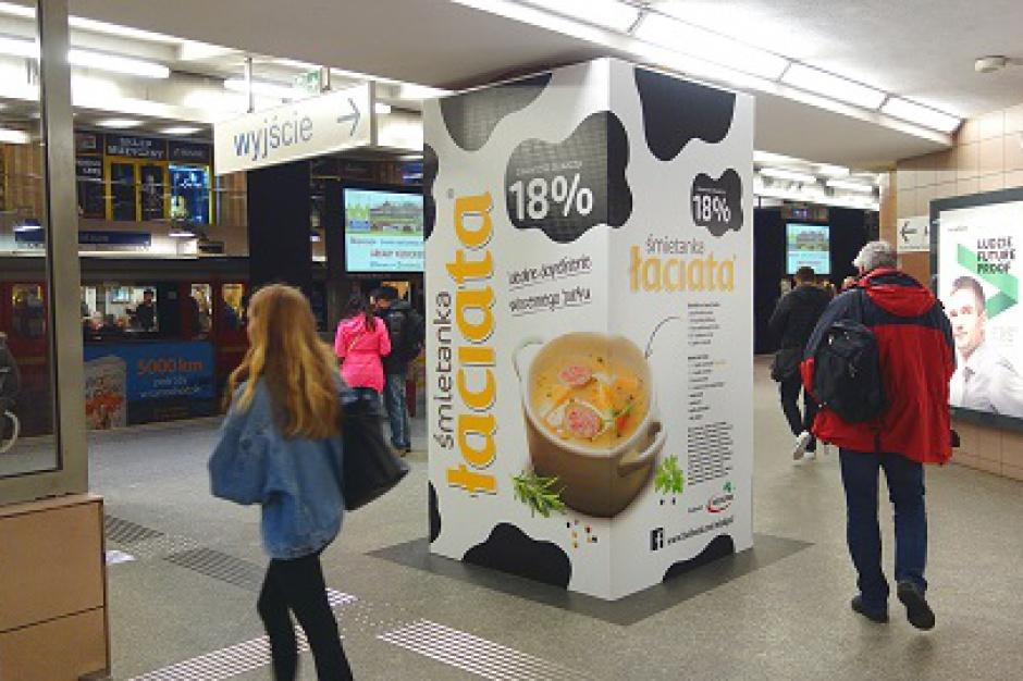Nietypowa kampania reklamowa śmietanek od SM Mlekpol