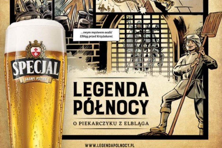 Piwo Specjal w nowej kampanii sięga do historii