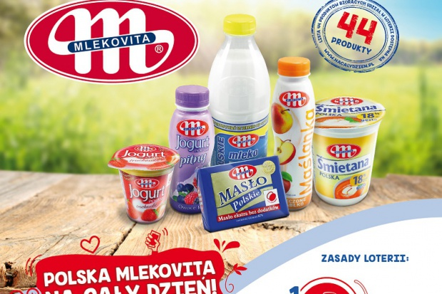 Loteria konsumencka Mlekovity