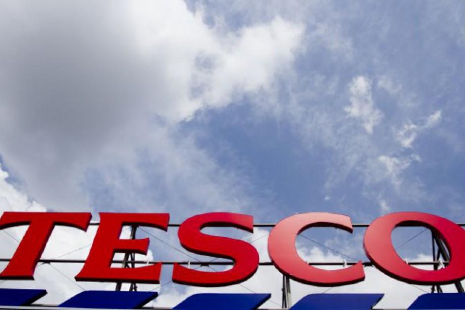 Tesco notuje wzrost sprzedaży na wszystkich rynkach Europy Centralnej poza Polską