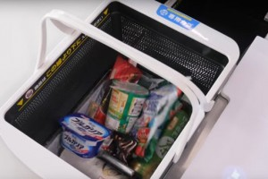 Automatyczny koszyk rewolucjonizuje zakupy