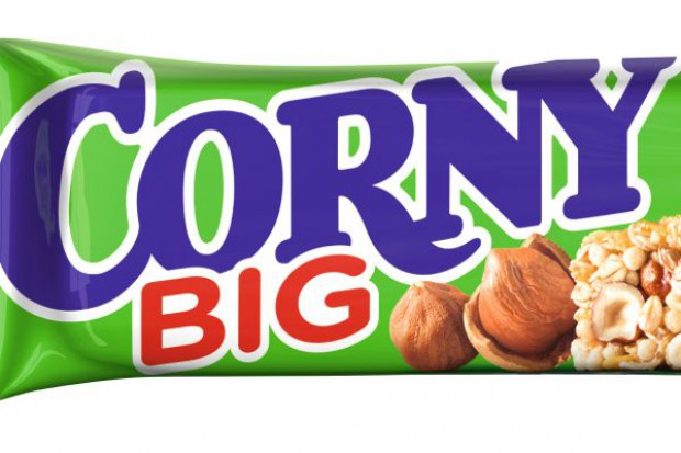 Orzechowe batony Corny BIG