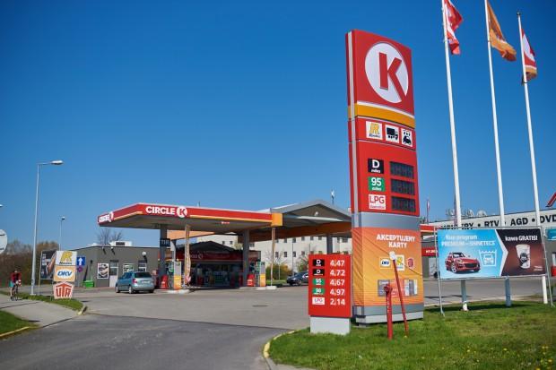 Ruszyła pierwsza pilotażowa stacja Circle K w Polsce