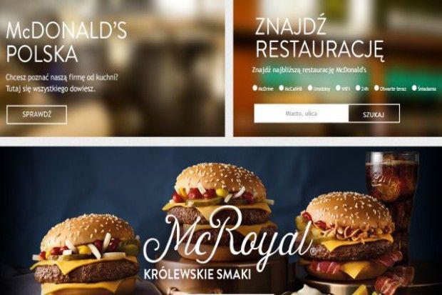 McDonald's organizuje spotkania rekrutacyjne dla partnerów