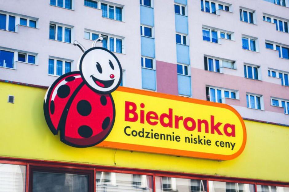 Marka własna odpowiada za 42,6 proc. sprzedaży w sieci Biedronka