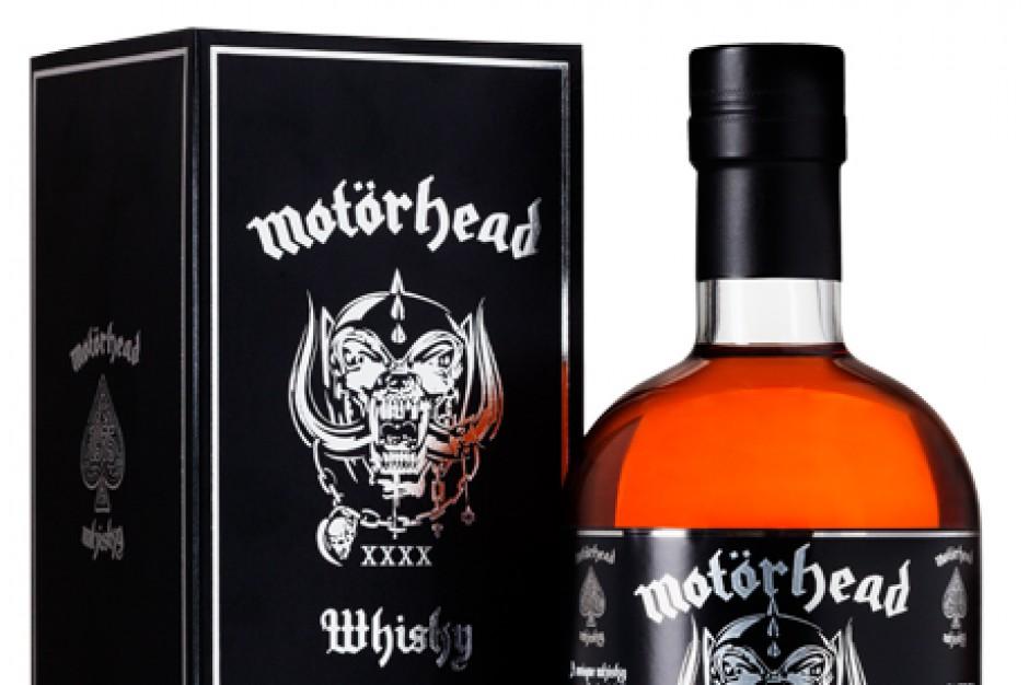 Zespół Motorhead ma swój alkohol. Teraz dostępny już w Polsce
