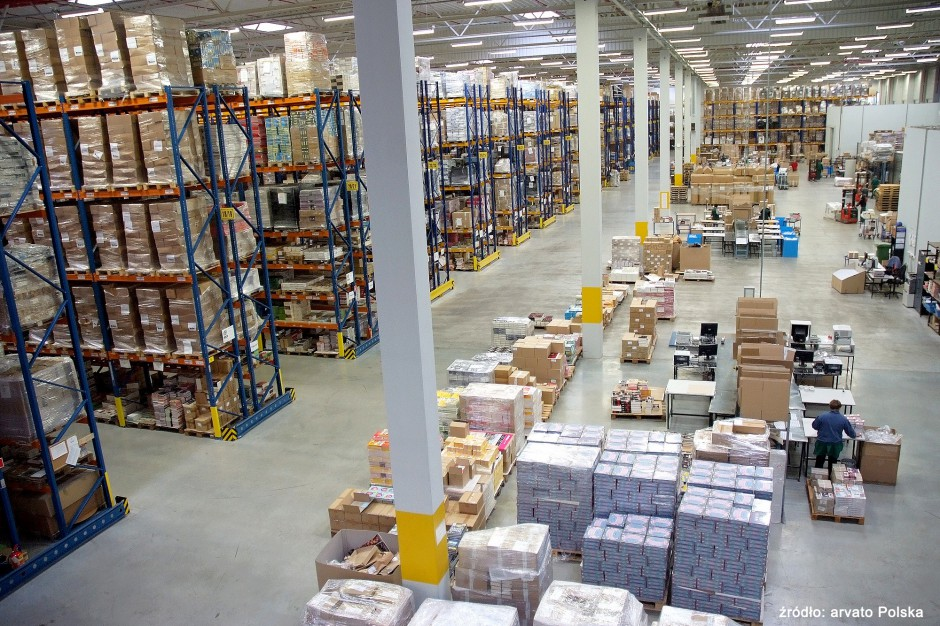 Arvato zadba o logistykę LPP z nowego magazynu