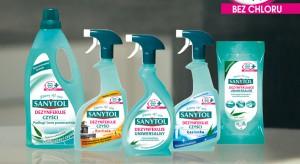 Na polskim rynku debiutuje nowa marka środków czystości – Sanytol