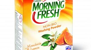 Proszki do prania oraz płyny do płukania tkaninod Morning Fresh