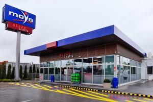 Pierwsza warszawska stacja MOYA z nowym konceptem gastronomicznym (zdjęcia)