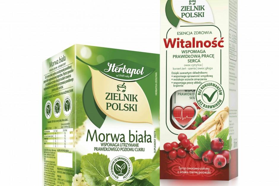 Nowości z linii Zielnik Polski od Herbapolu