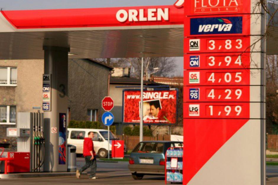 PKN Orlen postuluje o wyłączenie stacji paliw z zakazu handlu w niedzielę