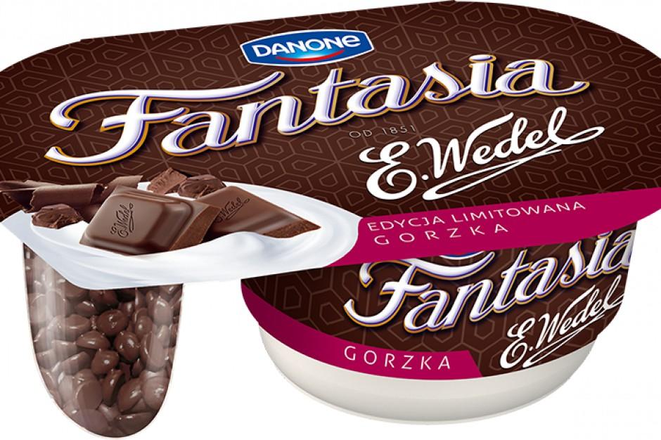 Fantasia w edycji limitowanej z wedlowską czekoladą
