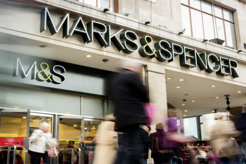 Marks & Spencer stawia na sprzedaż żywności