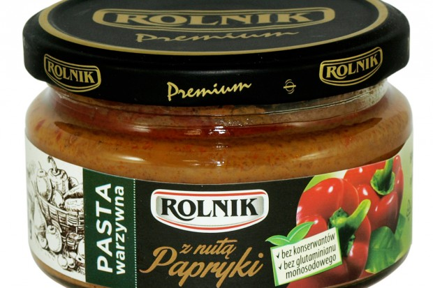 Nowe smaki past warzywnych od marki Rolnik