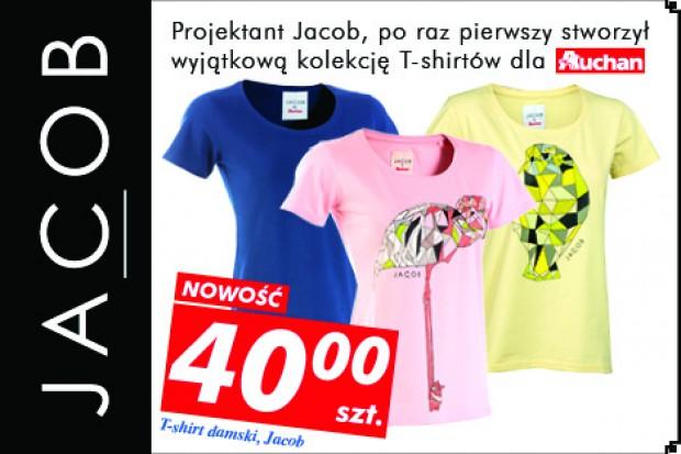 Polski projektant stworzył kolekcję dla Auchan