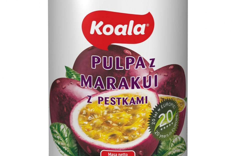 Pulpa z Marakui od marki Koala