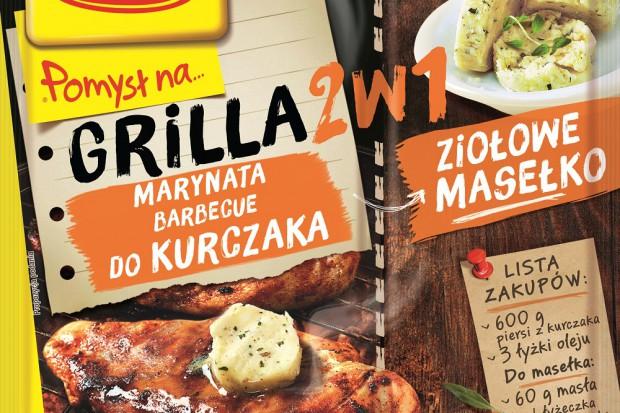 Winiary Pomysł Na… Grilla 2w1