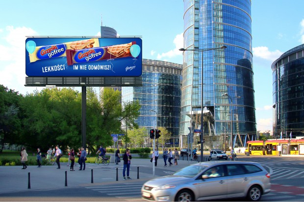 Grześki wracają nanośniki reklamy zewnętrznej
