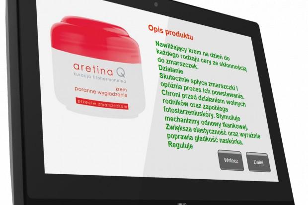 WeriOn umożliwi interakcję z klientem przemieszczającym się pomiędzy półkami