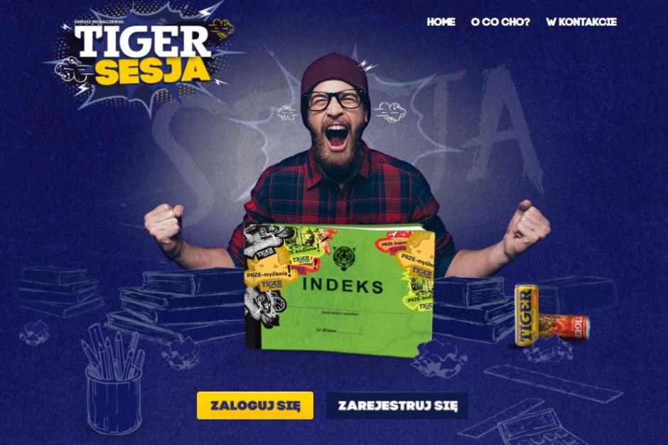 Tiger wspiera sprzedaż loterią