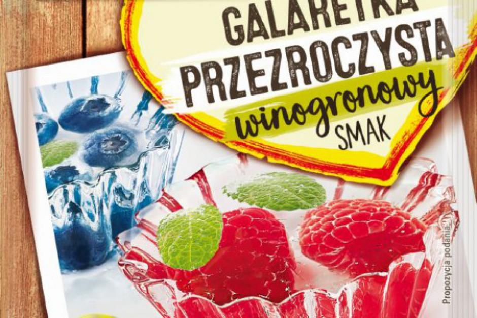 Galaretki z pianką Winiary w dwóch nowych smakach