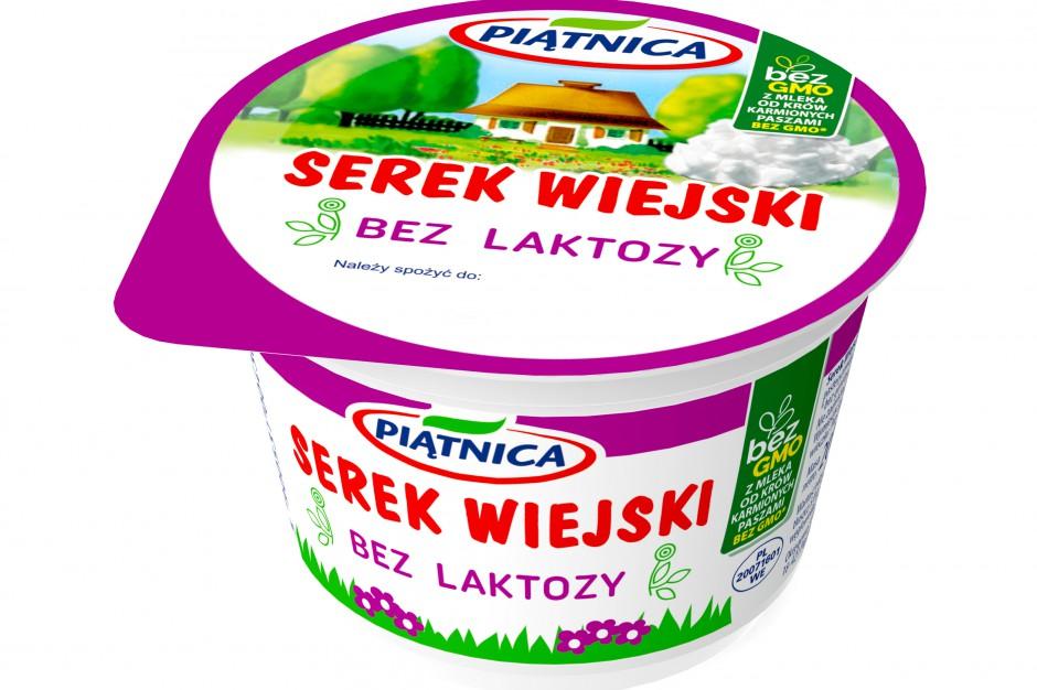 Serek Wiejski bez laktozy od OSM Piątnica