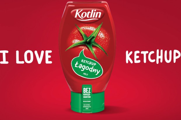 Ketchup Kotlin w nowej kampanii telewizyjnej