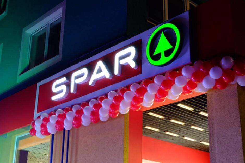 Spar otworzył w Polsce 18 sklepów i zanotował sprzedaż na poziomie 185 mln euro