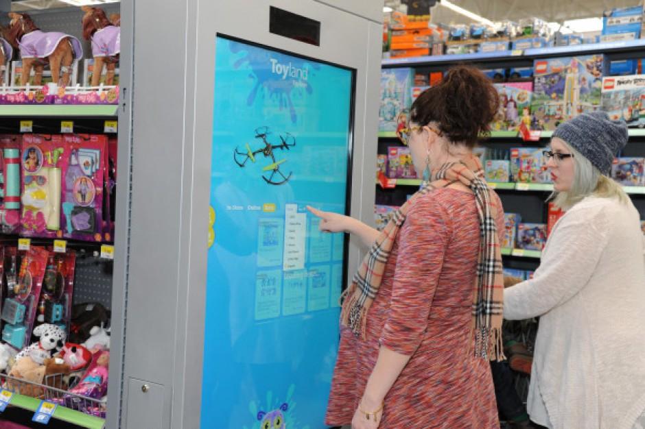 Walmart testuje sklepy nowej generacji (galeria)