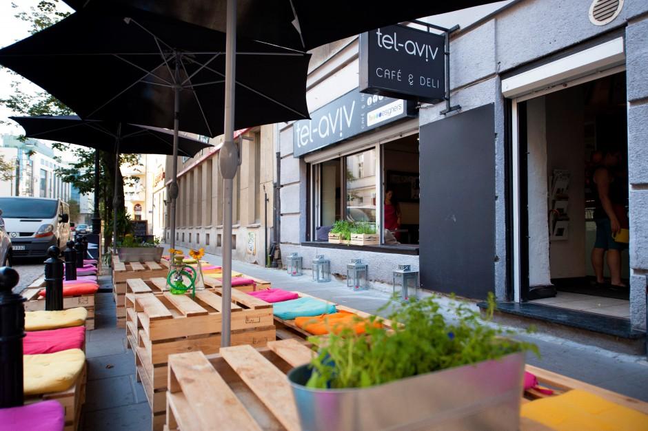 Tel Aviv chce otworzyć w Warszawie do 10 restauracji