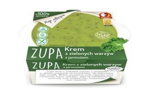 Profi rozszerza linię zup chłodzonych o dwa nowe smaki