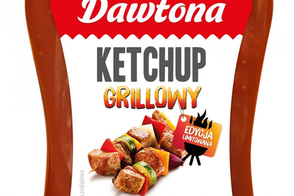 Kechup z musztardą od Dawtony