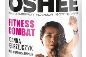 Oshee Fitness Combat – nowy napój izotoniczny sygnowany przez Joannę Jędrzejczyk