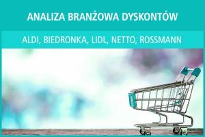 Analiza branżowa sklepów dyskontowych - nowa edycja