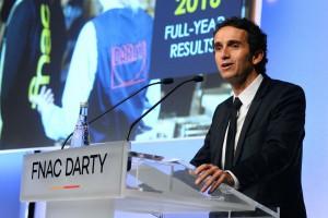 Francuskie media: Szef sieci Fnac Darty będzie nowym prezesem Grupy Carrefour