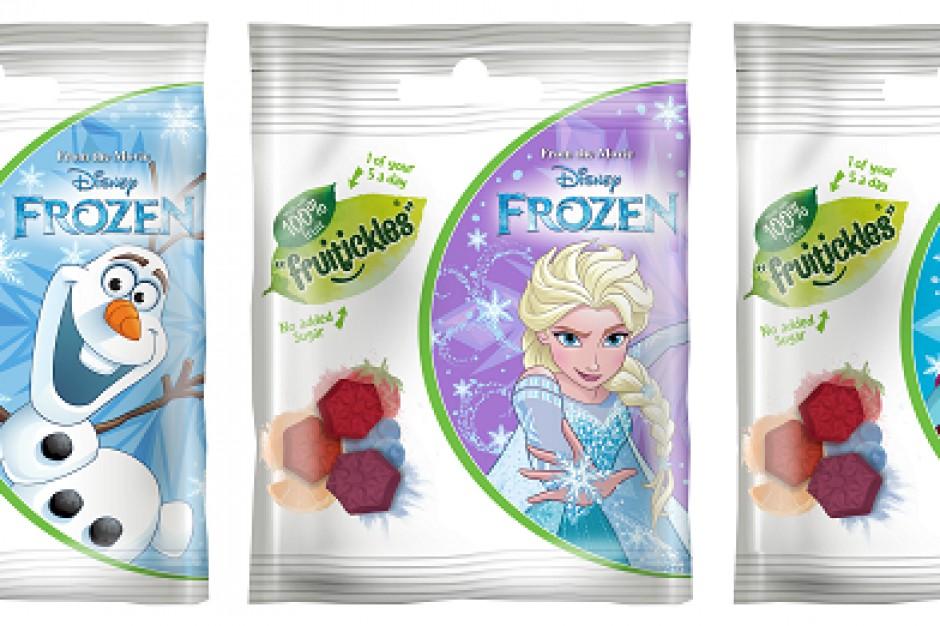 Bon Bon Buddies wprowadza owocowe żelki Fruitickles z postaciami Disney'a