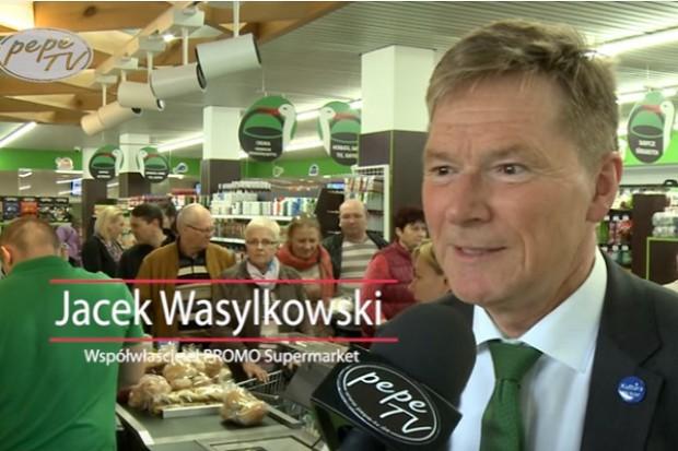 W zachodnich Niemczech powstanie sieć polskich supermarketów Promo (video z otwarcia)